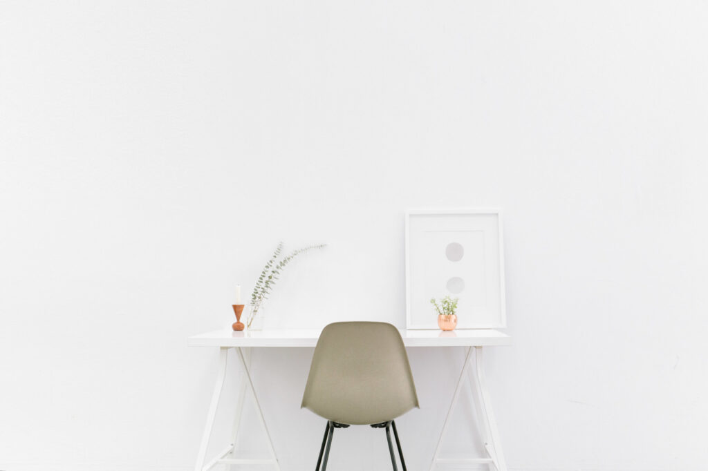 Minimalism is much more than living with less